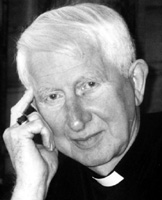Basil Hume in 1998